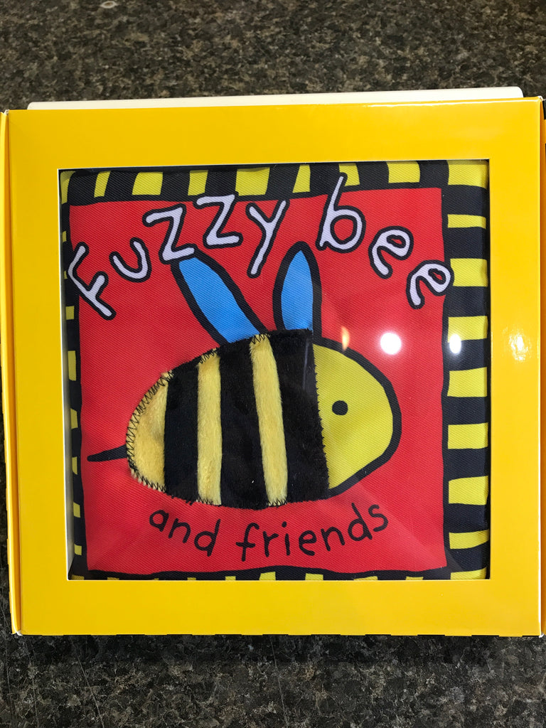 Fuzzy Bee & Friends - Cloth Book