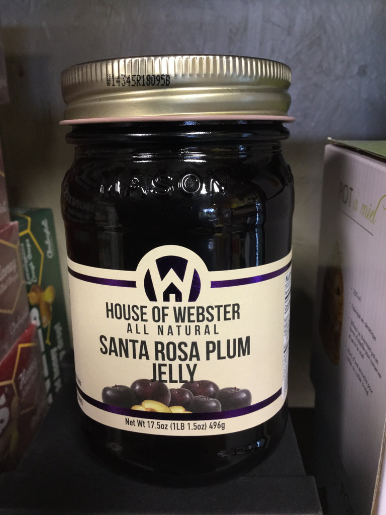 Santa Rosa Plum Jelly