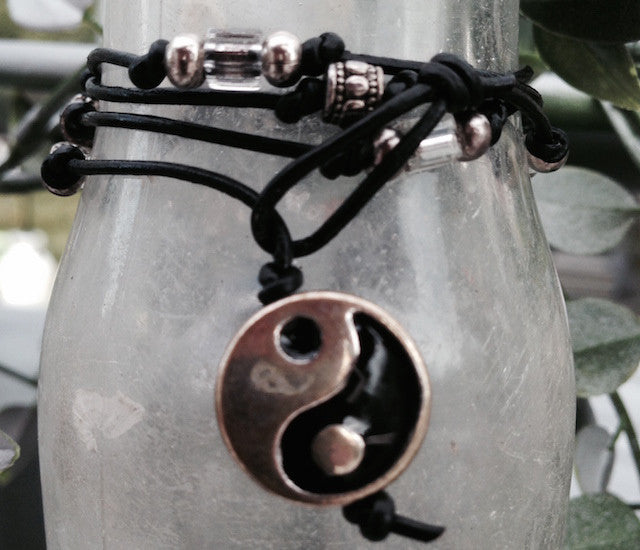 Yin and Yang Whimsical Wrap