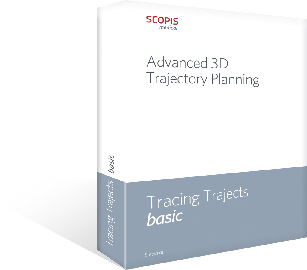 Scopis Tracing Trajects Basic Edition <br>  Permanent license**
