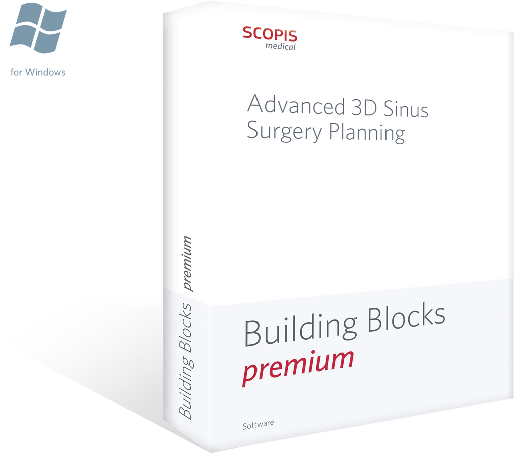 Scopis Building Blocks Premium Edition <br>  Permanent license**