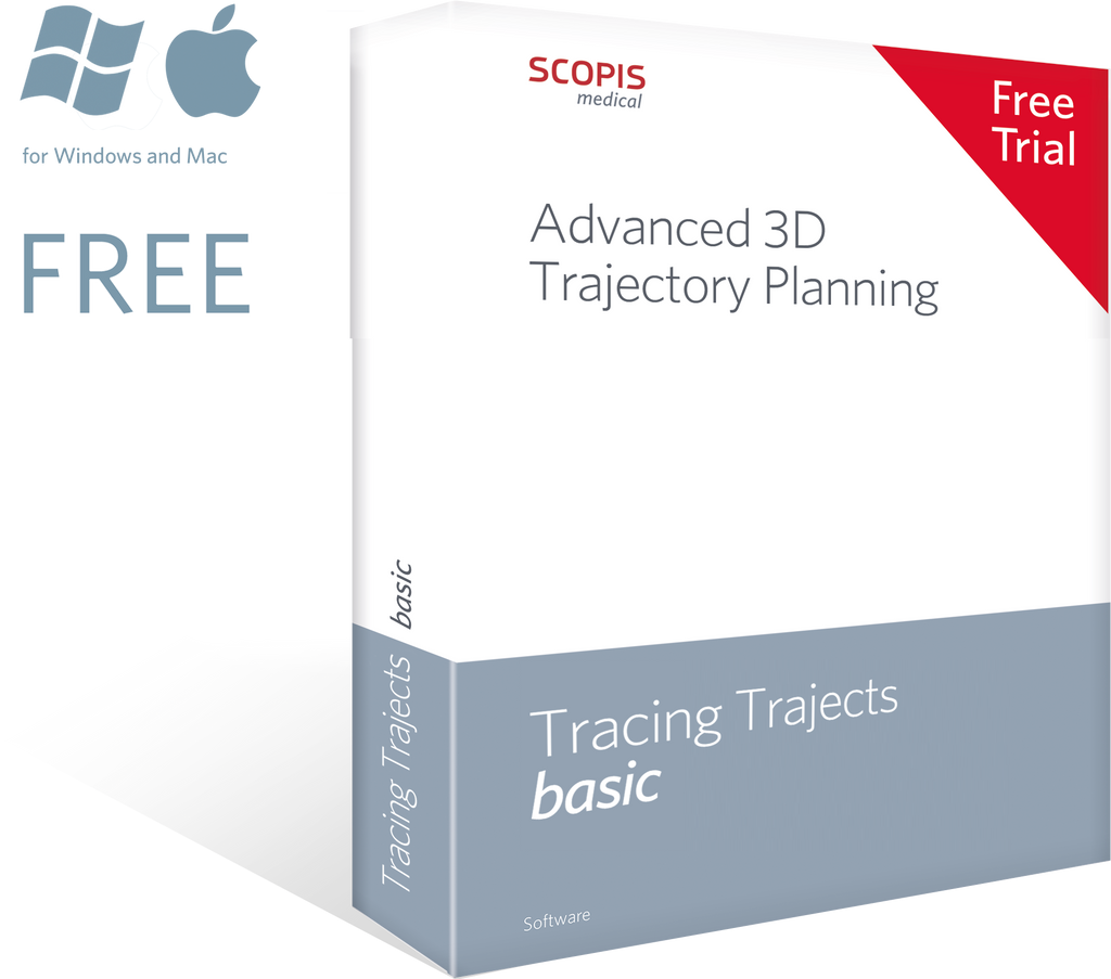 Scopis Tracing Trajects Basic Edition <br>  30 Days Trial