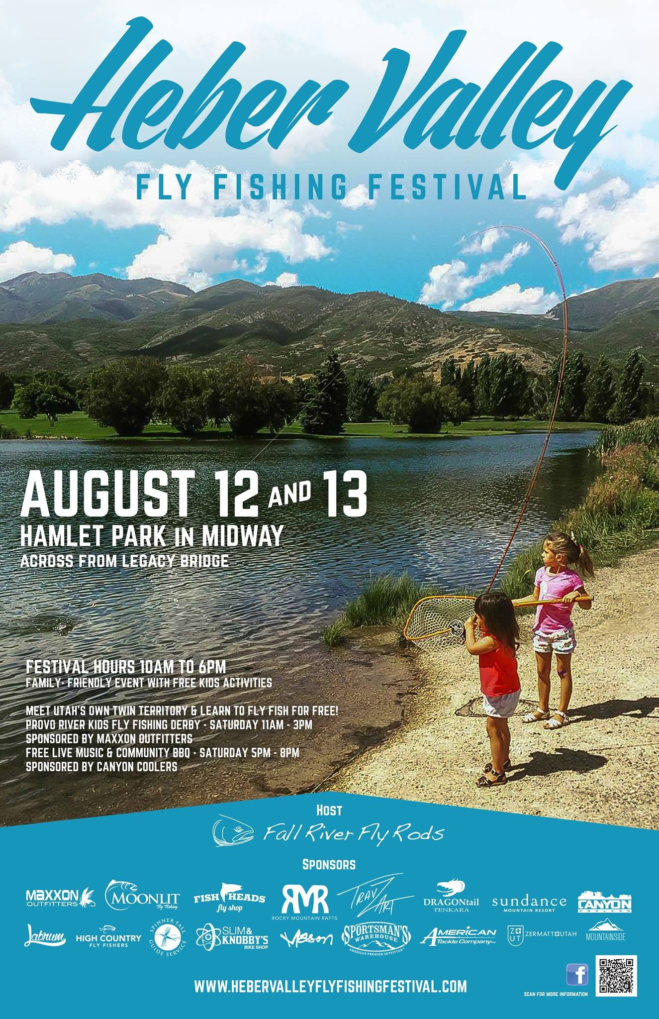 Heber Valley Fly Fishing Show 2016