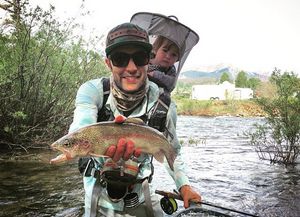 Featured Angler @twinflyfishingdaddy