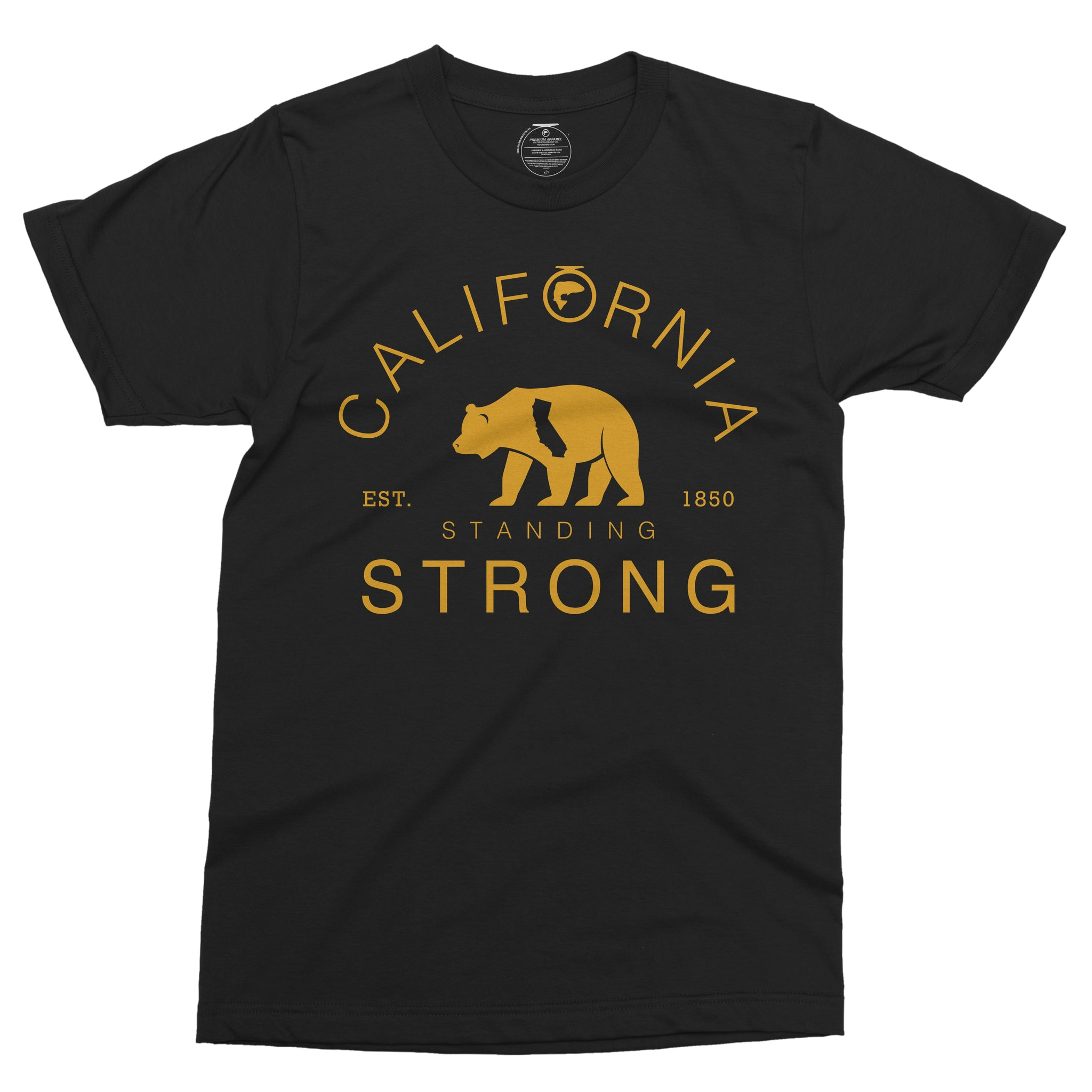 California Standing Strong Tee (Mens)