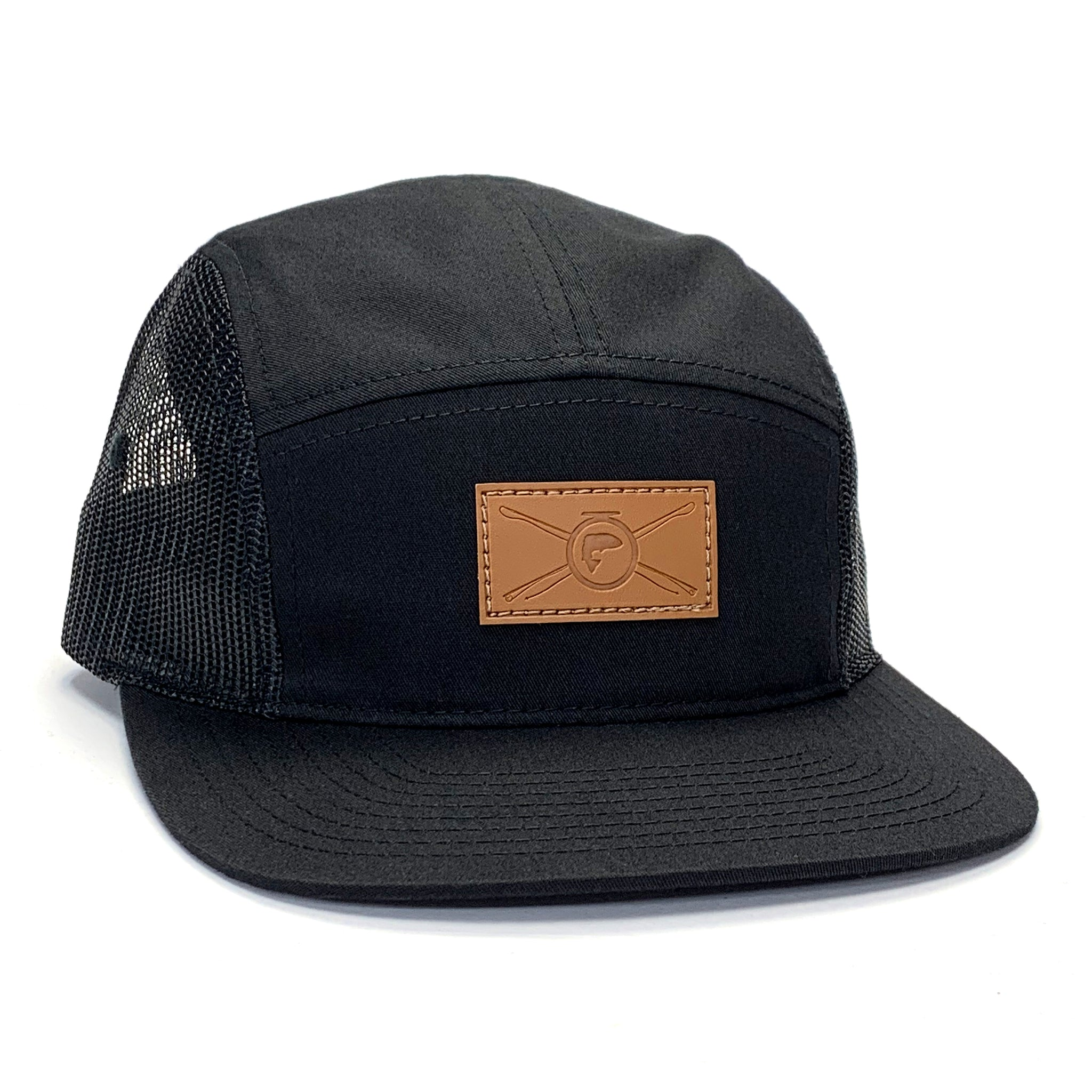 The Camp Hat - Rods & Roll Patch