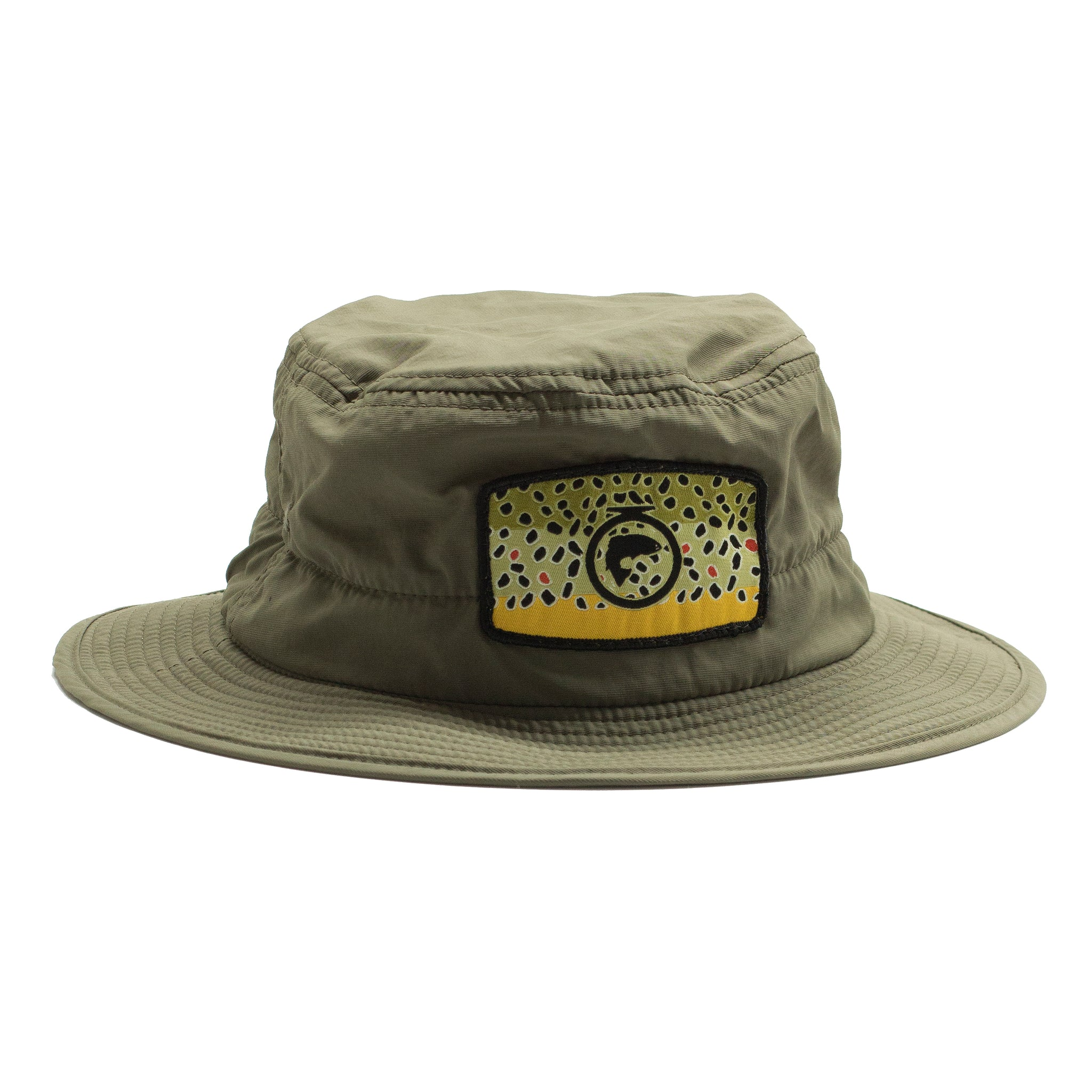 Boonie Hat - Brown Trout