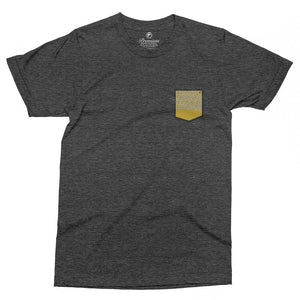 Brown Trout Full Pocket Tee