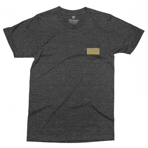 Brown Trout Half Pocket Tee