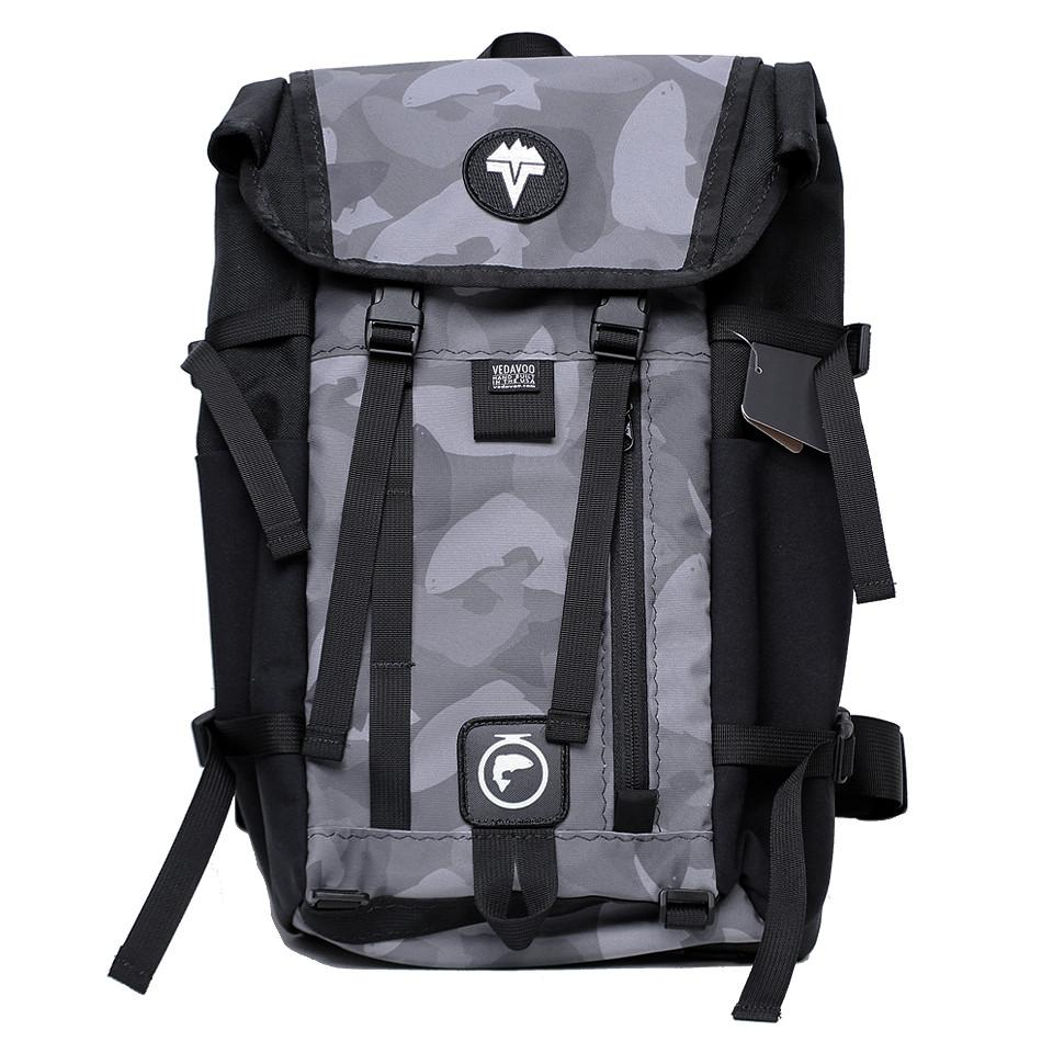 THE CAMOFISH DAYPACK - LIMITED EDITION