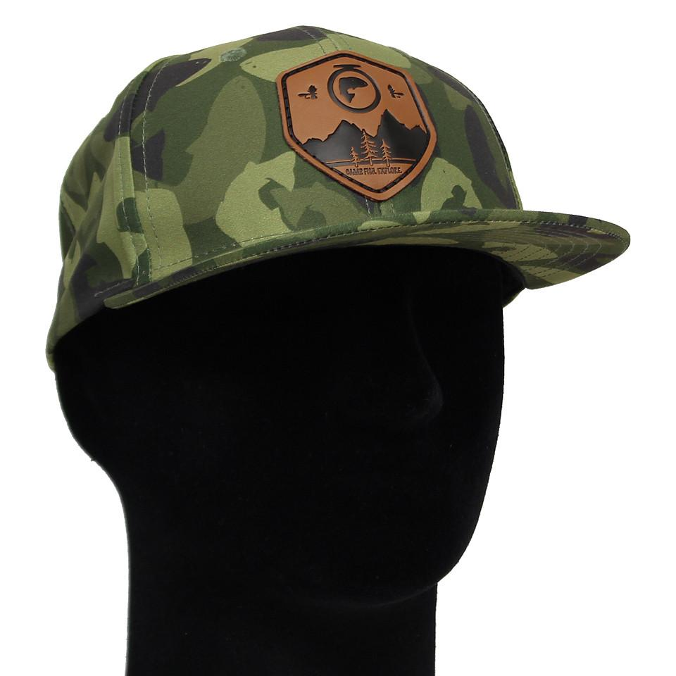 9fab7b87466e2 The Duke Camofish - Signature Series - Leather Camp. Fish. Explore ...