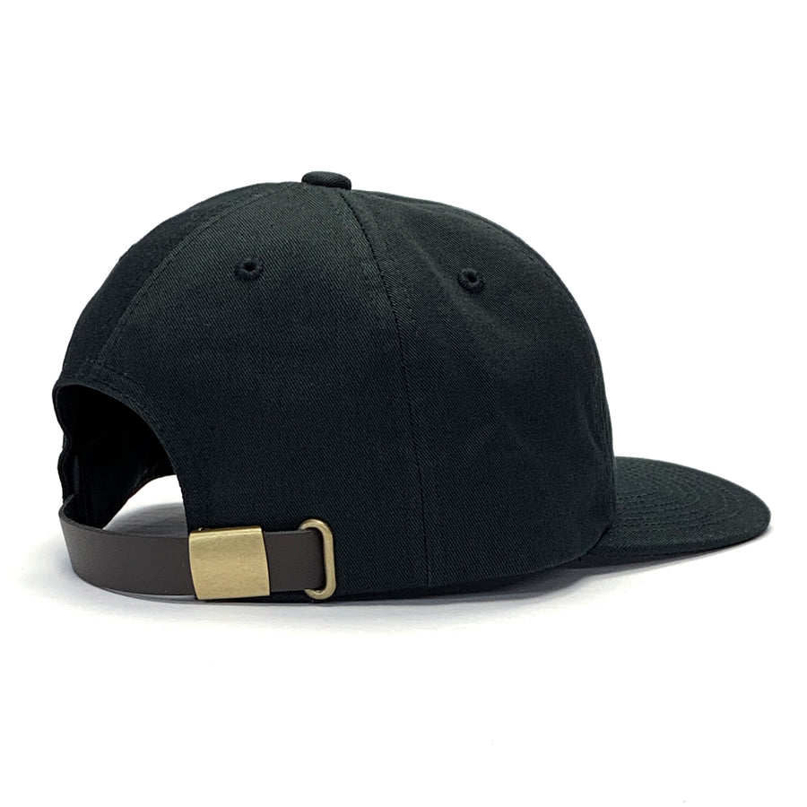 The Freemont - Black - Finely Crafted