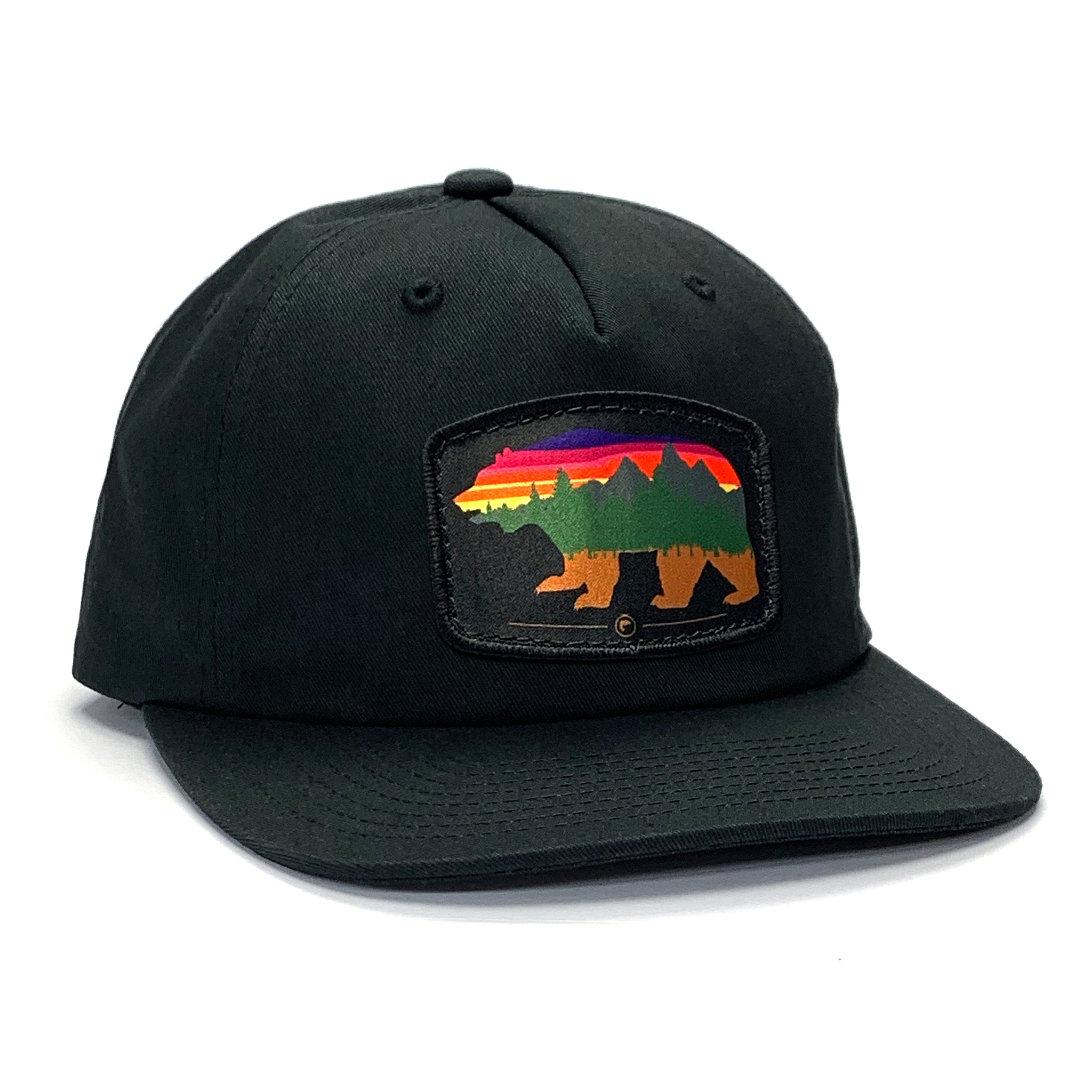 The Freemont - Black - Grizzly