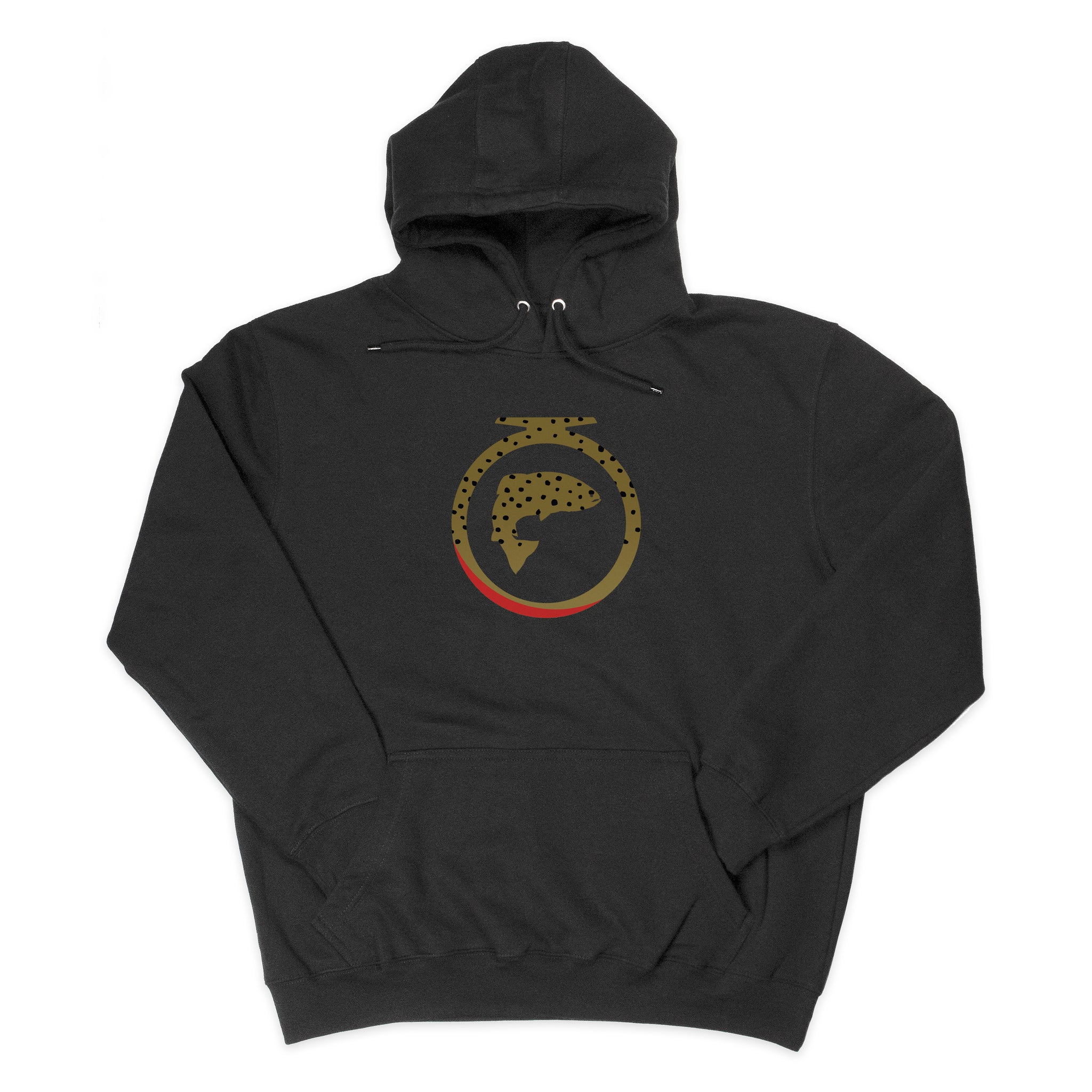 Skins Hoodie - Cutthroat Trout (Unisex)