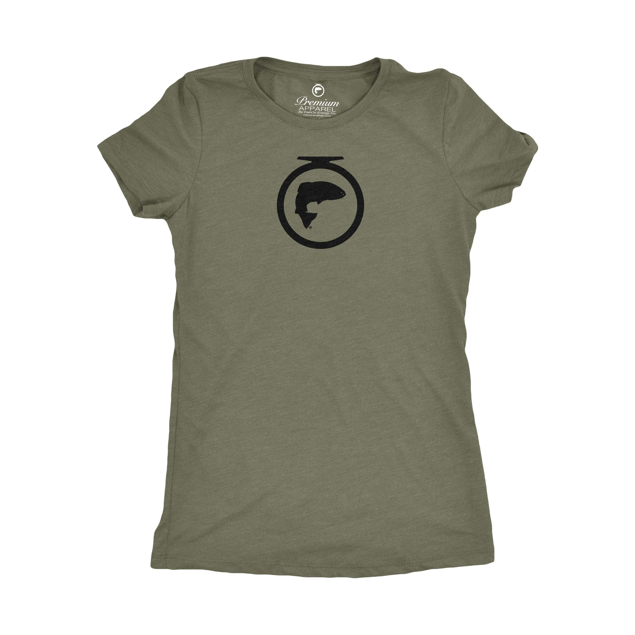"6"" Logo Tee - Ladies"