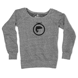 "6"" Logo Fleece Sweatshirt - Ladies"