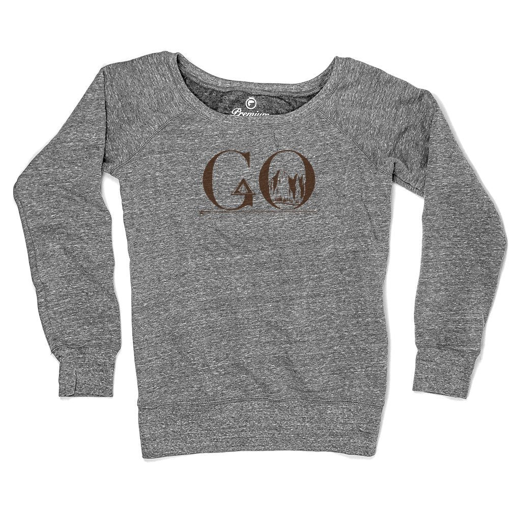 GO Fleece Sweatshirt - Ladies