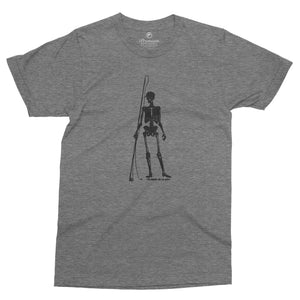 Til Death Do Us Part Tee - Gray