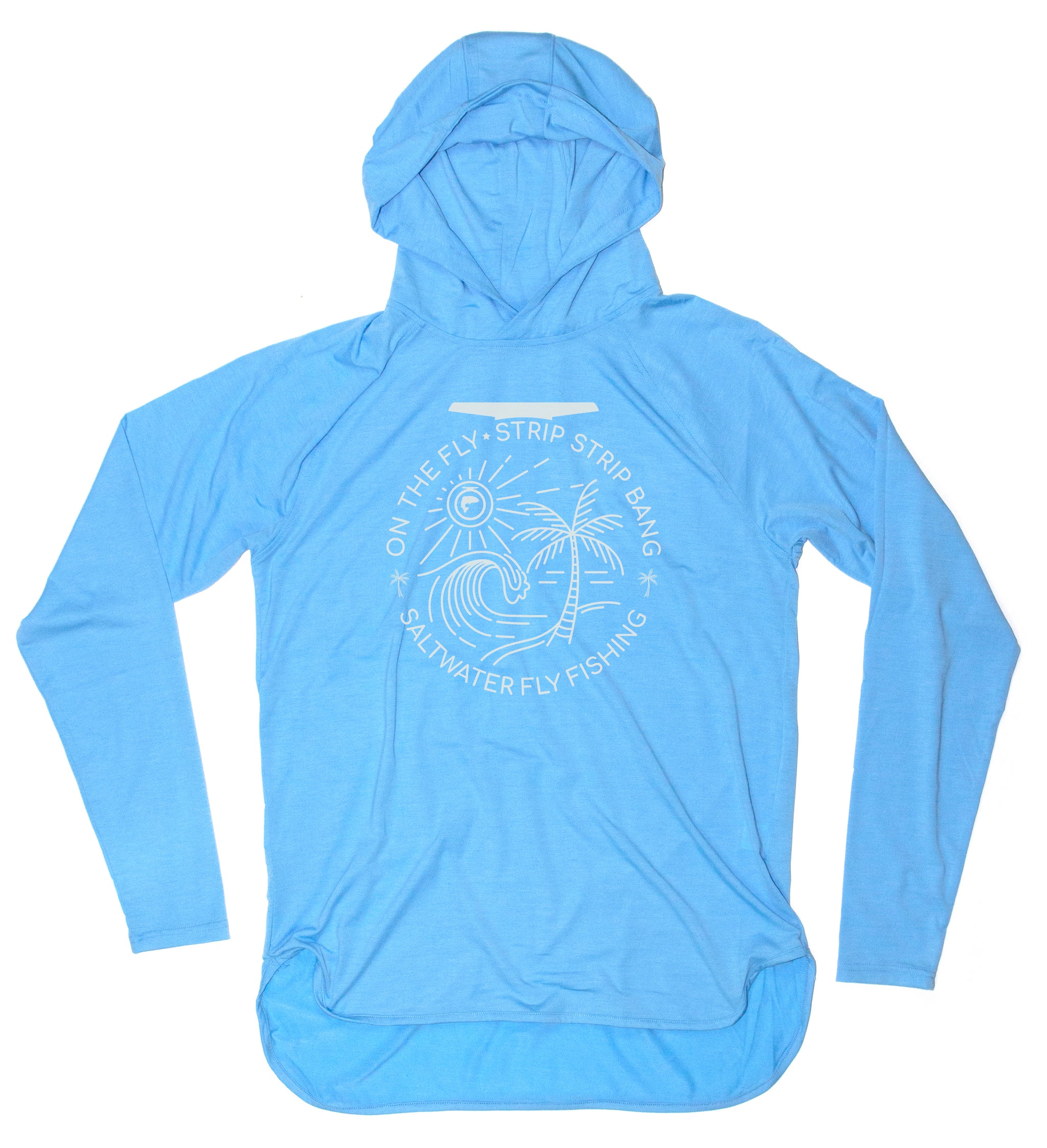 Xtreme Performance Pullover Sun Hoodie - On The Fly - Unisex
