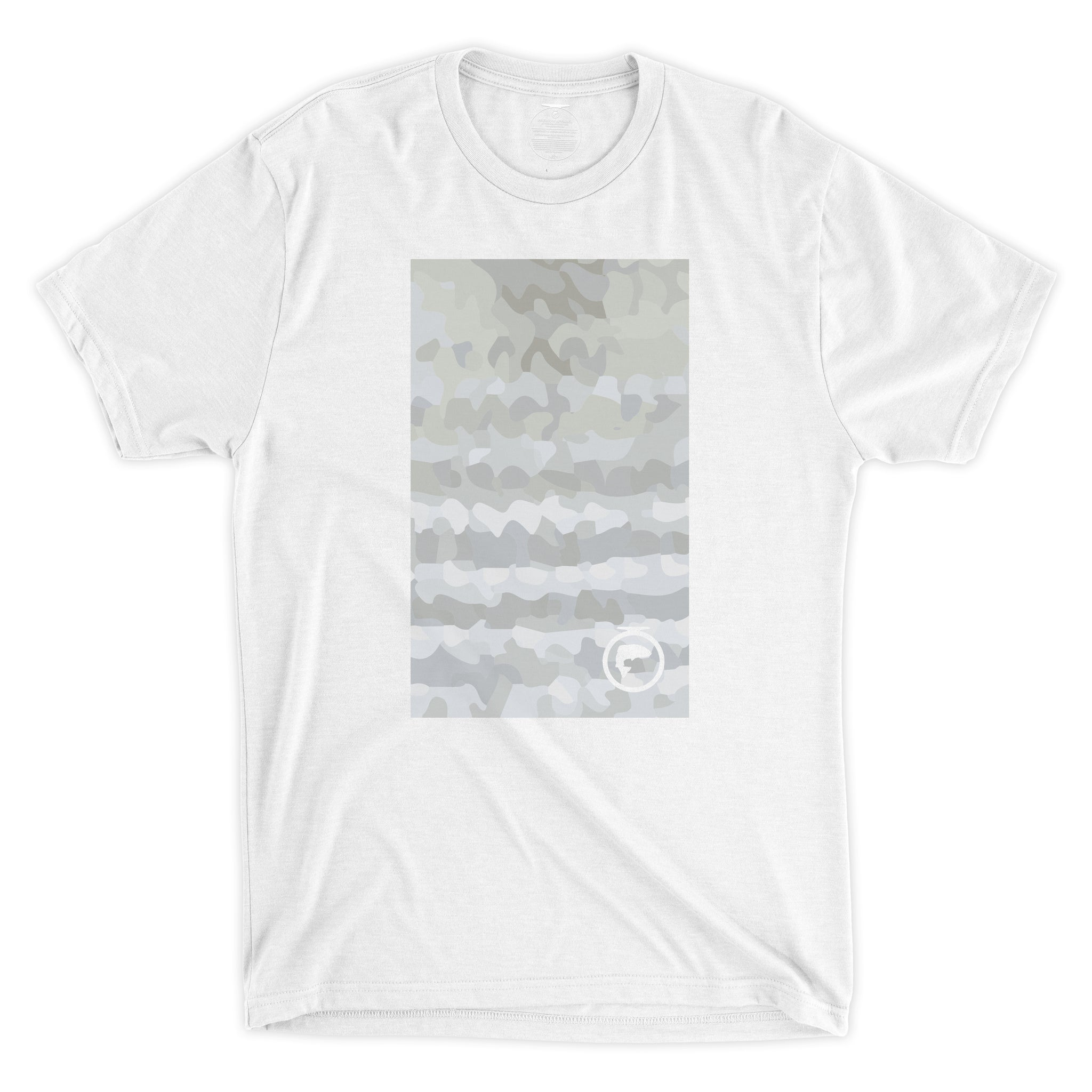 Skin Art Tee - Bonefish