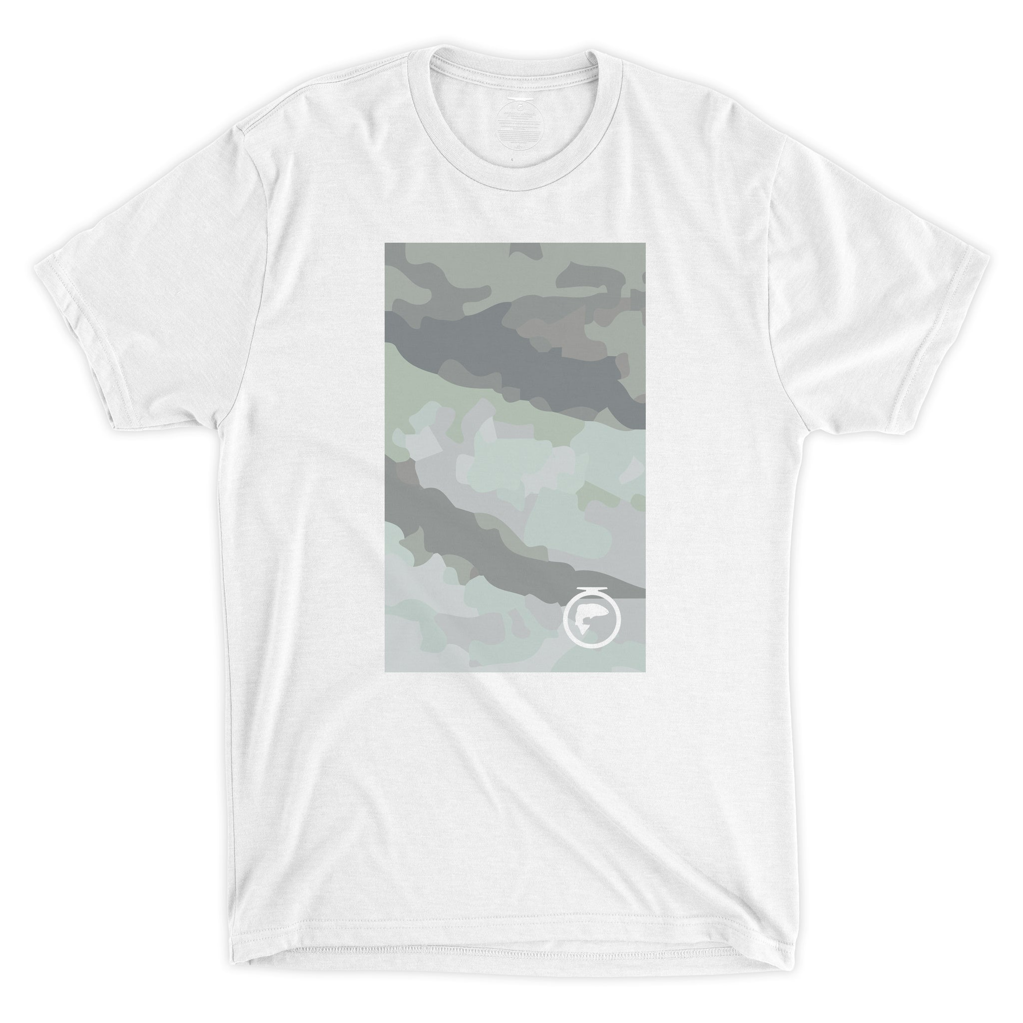 Skin Art Tee - Rooster Fish