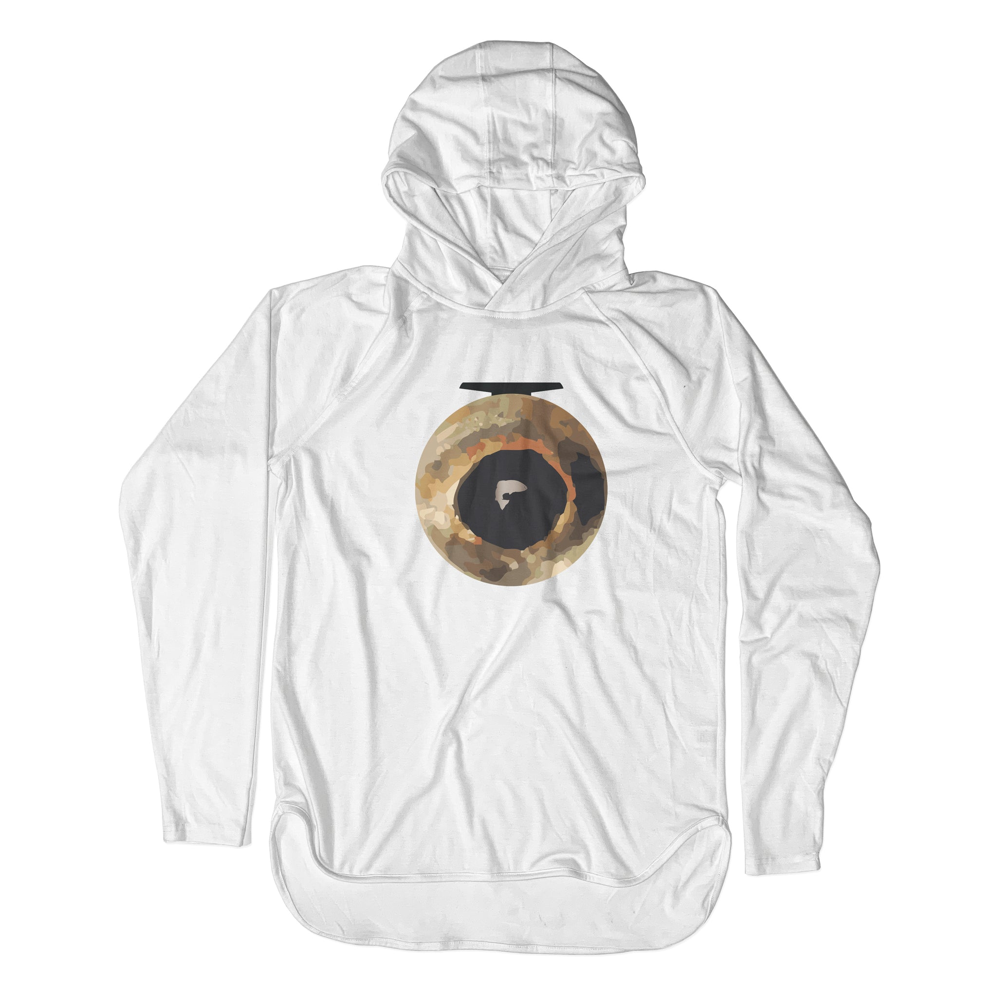 Xtreme Performance Pullover Sun Hoodie - Fish Eye - Unisex