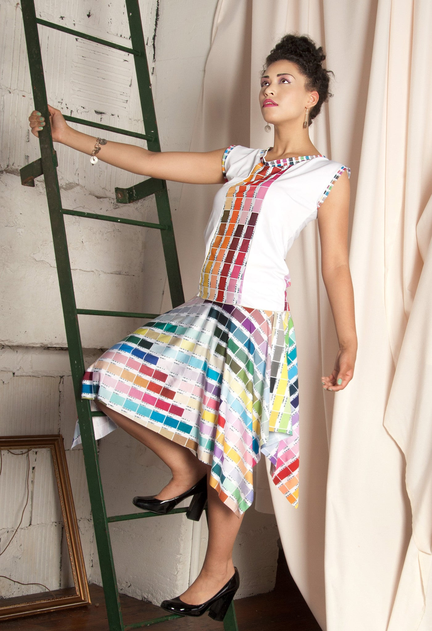 Atelier Hankerchief Skirt