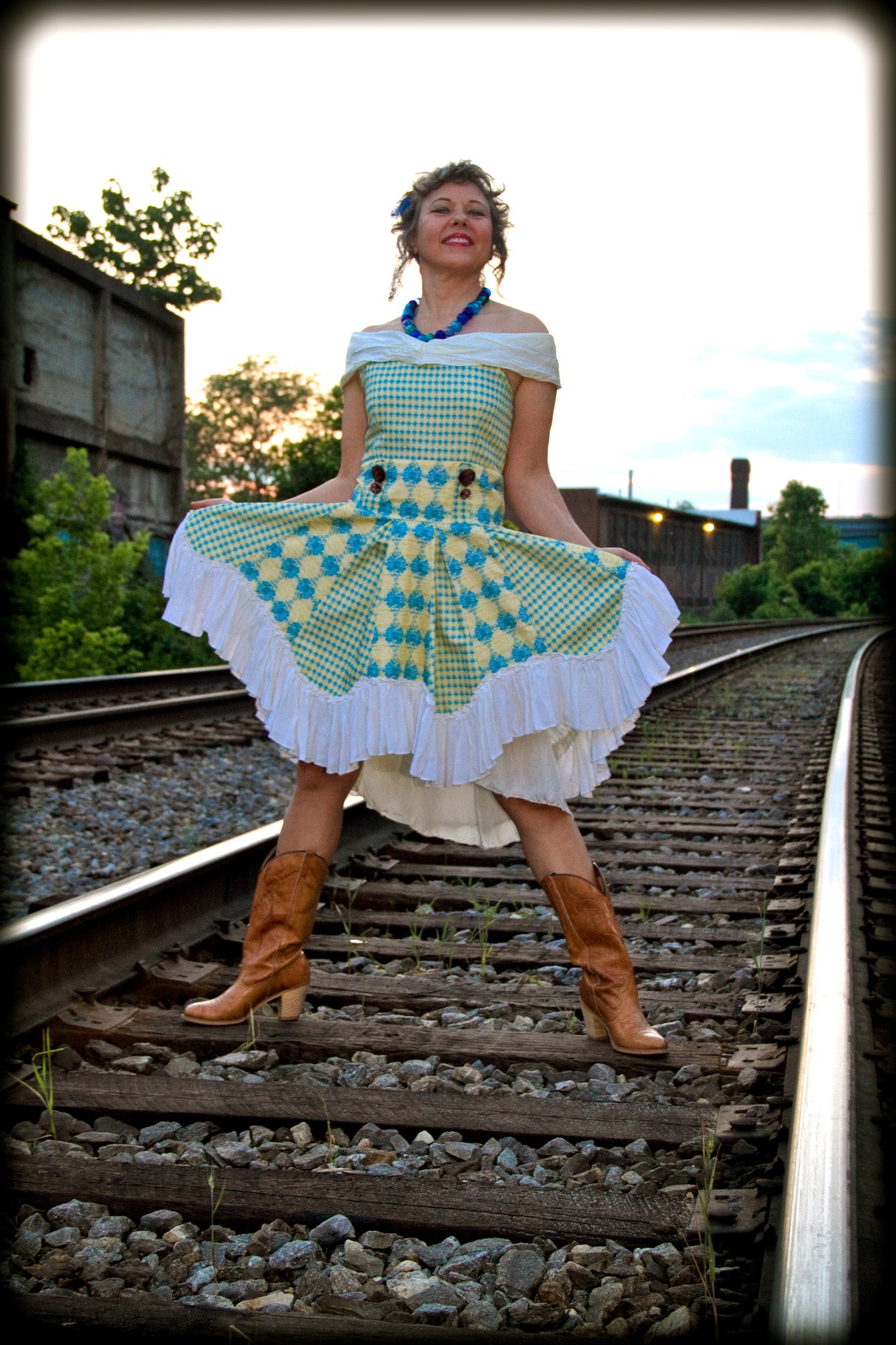 French Broad Country Dress