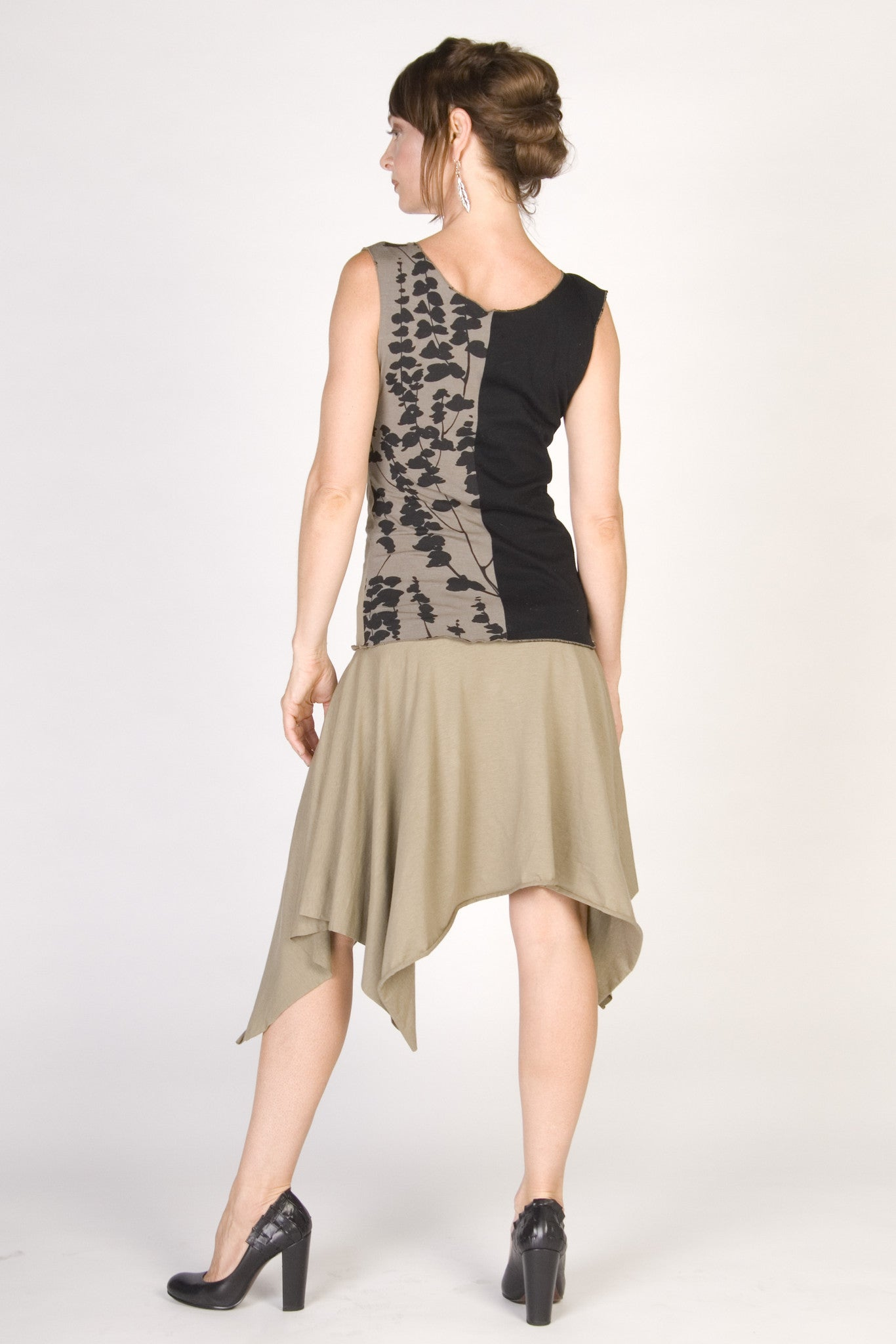 Hankerchief Skirt