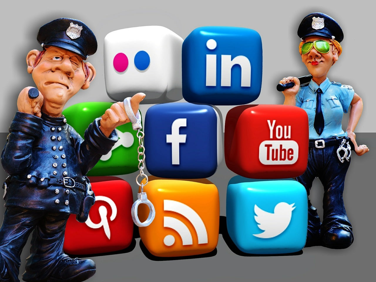 Social Media, The Police, And Current Policy