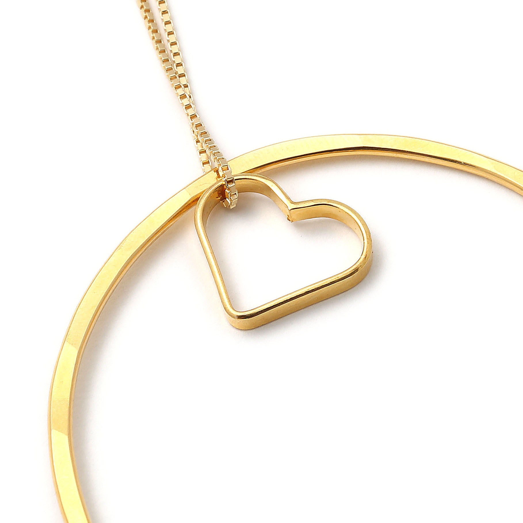 Necklaces | Gold, Silver & Statement Heart Jewelry | SEEME.ORG ...