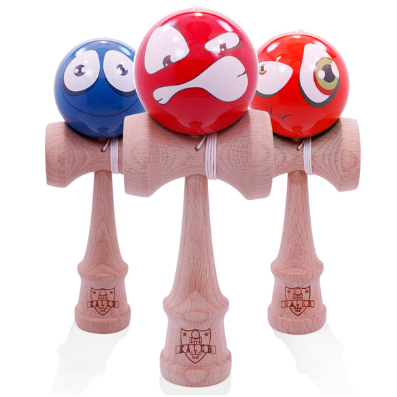 Orange Kendama Collection