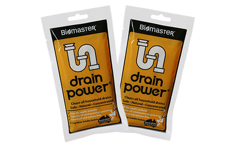 Drain Power® Drain and Plumbing Cleaner