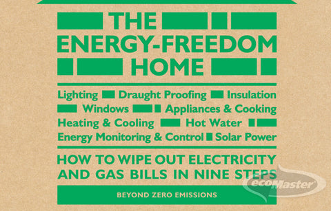 Energy-Freedom Home book by Richard Keech
