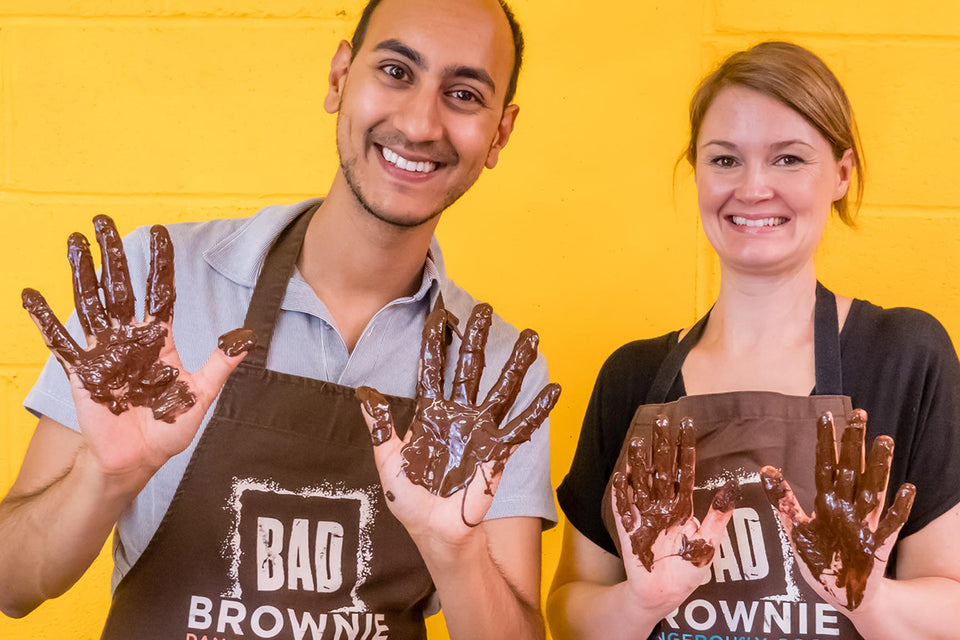 About Bad Brownie