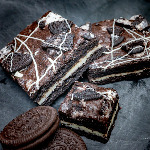 Brownie Cake Trays
