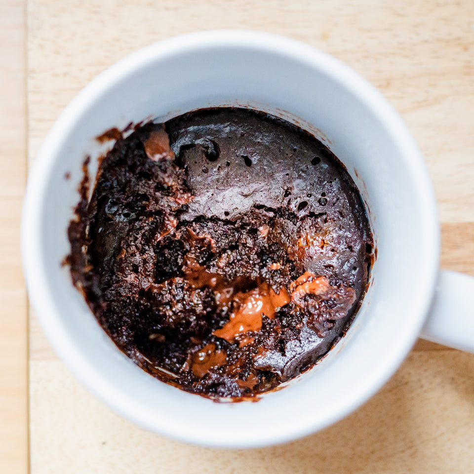 Vegan Brownie in a Mug Kit