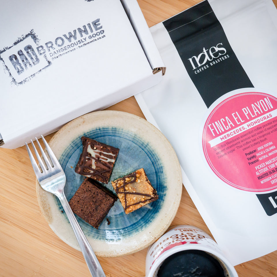 12 bite box & coffee bundle
