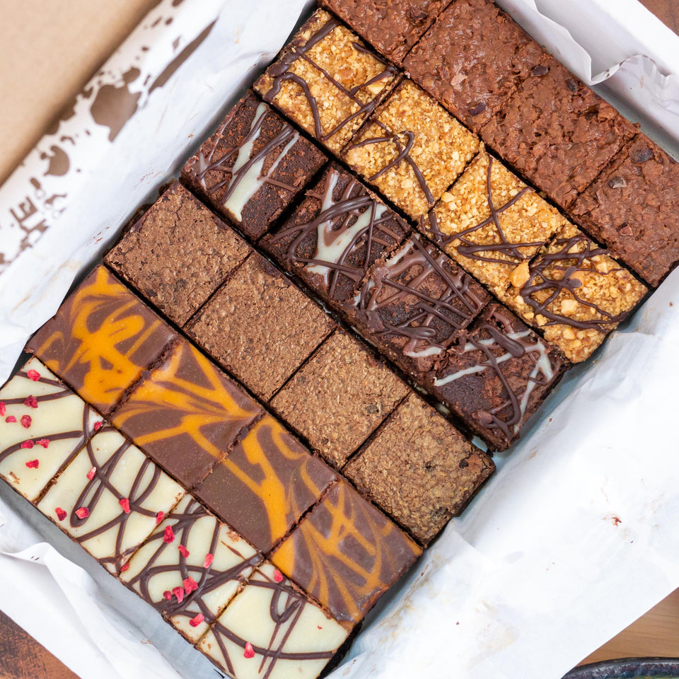 Bestseller 24 Bite Brownie Box