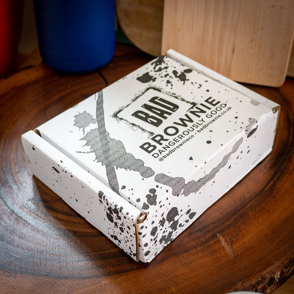 Single Flavour Brownie Bites Box