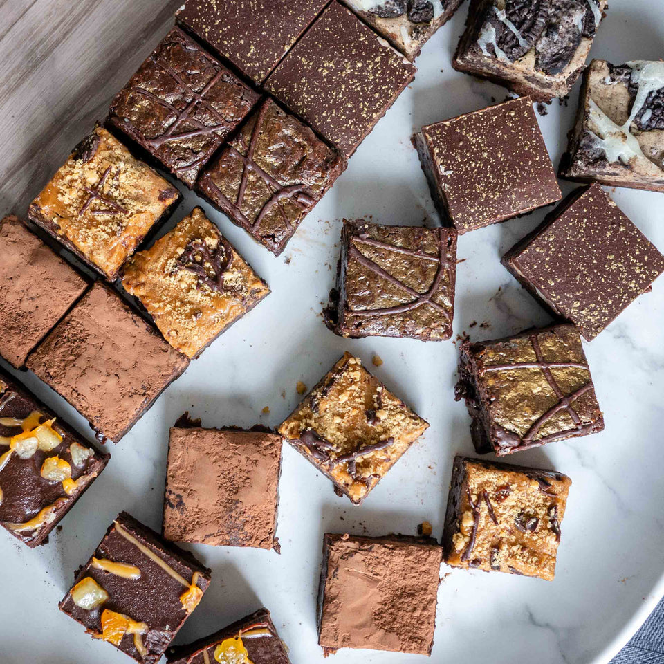 Vegan Brownies Box