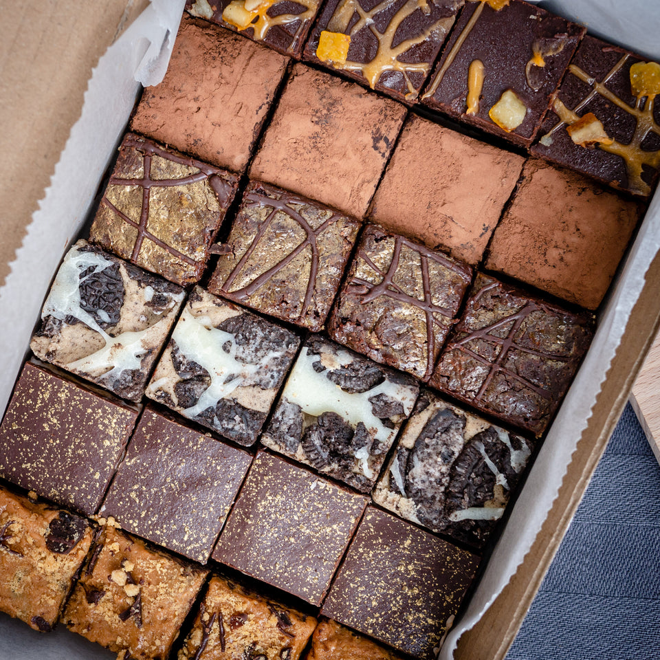 Vegan Brownie Bites Box
