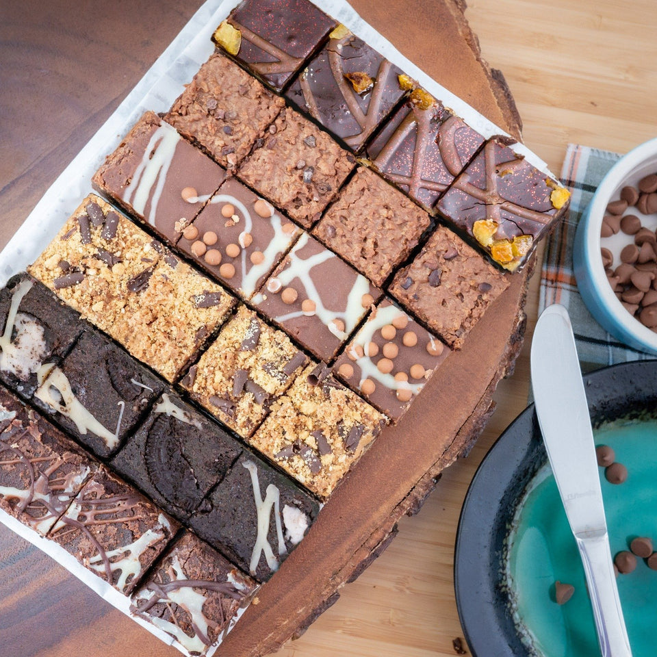 Family Favourites Brownie Box