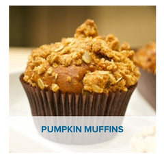 Gluten Free Pumpkin Muffin Recipe
