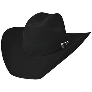 Load image into Gallery viewer, Bullhide Legacy 8X Black Wool Cowboy Hat 0518BL - Painted Cowgirl Western Store