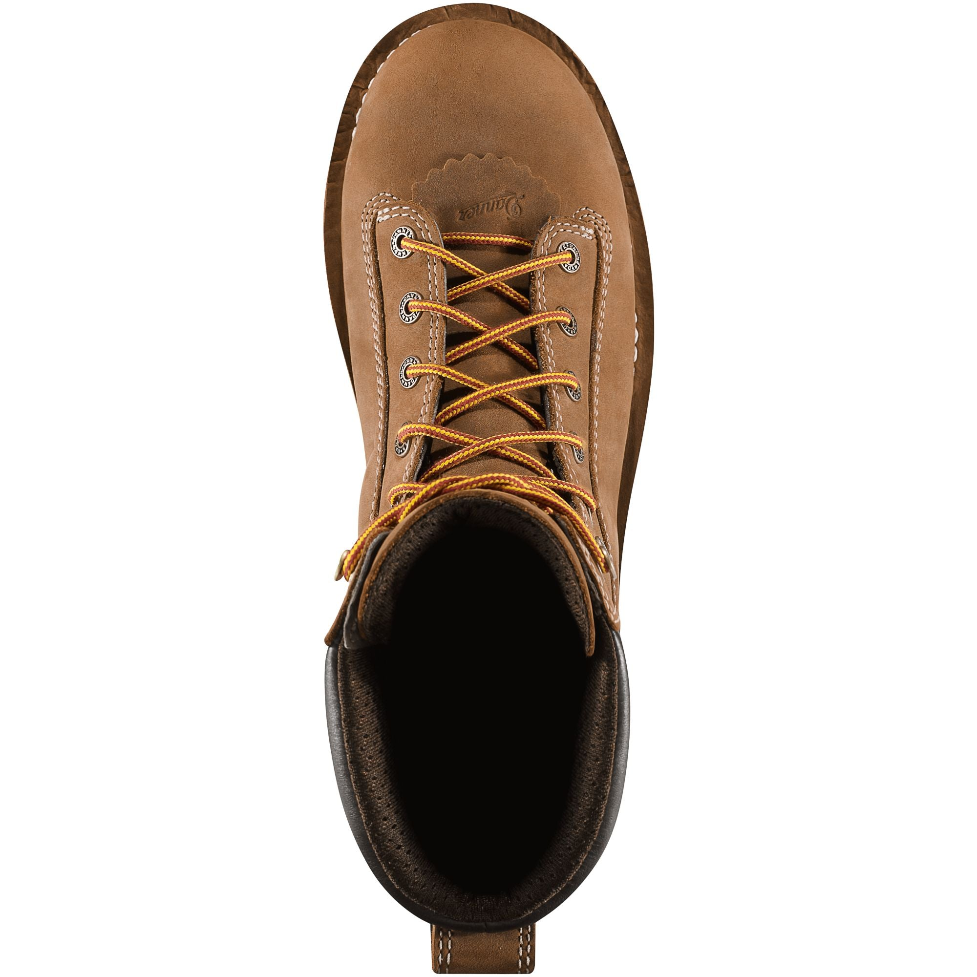 Danner 8 Quot Quarry Usa Distressed Brown Alloy Toe Lace Up