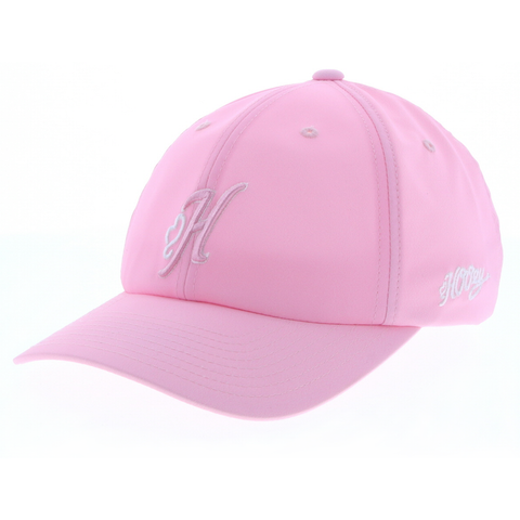 Hooey Hat Legend 3 Pink Odessa Adjustable Hat 1822T-PK
