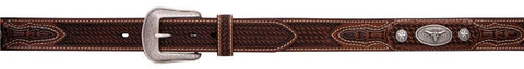 "3D 1 1/2"" Tan Men's Western Fashion Belt 7191"