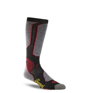 Thorogood Unisex Light Duty Black Crew Socks 888-5004
