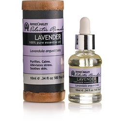 Annie Oakley Lavender 100% Pure Essential Oils EOLA212